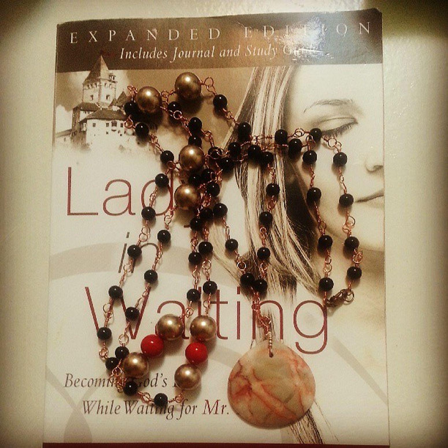 LongChain Necklace IJustMadeThis Imadethis jewelry gangnamstyle style diy beads book ladyInWaiting christian