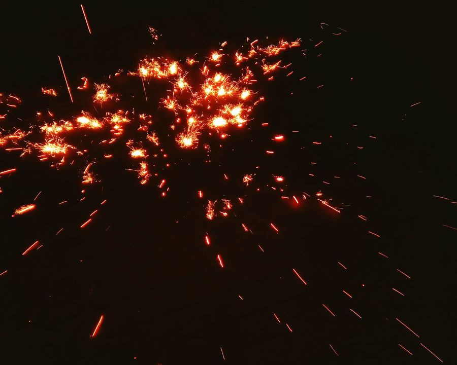 Fire Fireworks Firecrackers Golden Drops Celebrations From My Point Of View Firedrops