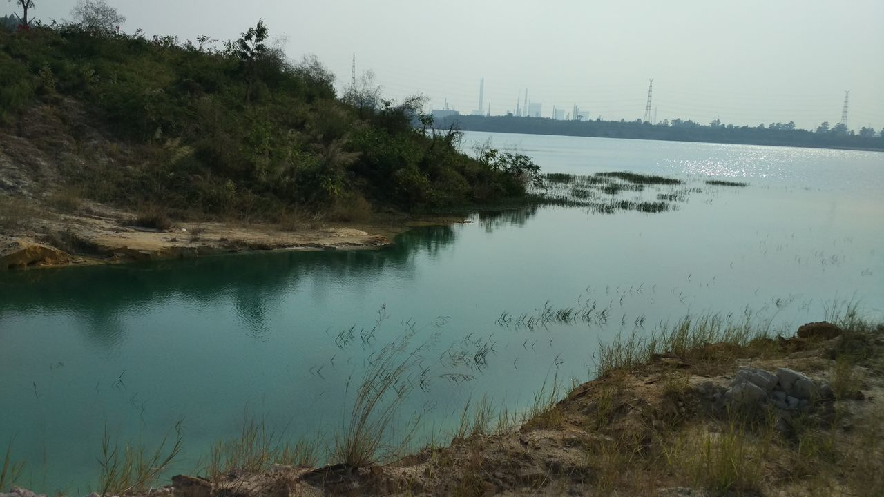 water, nature, lake, no people, outdoors, day, tranquil scene, tree, tranquility, beauty in nature, sky, scenics, grass