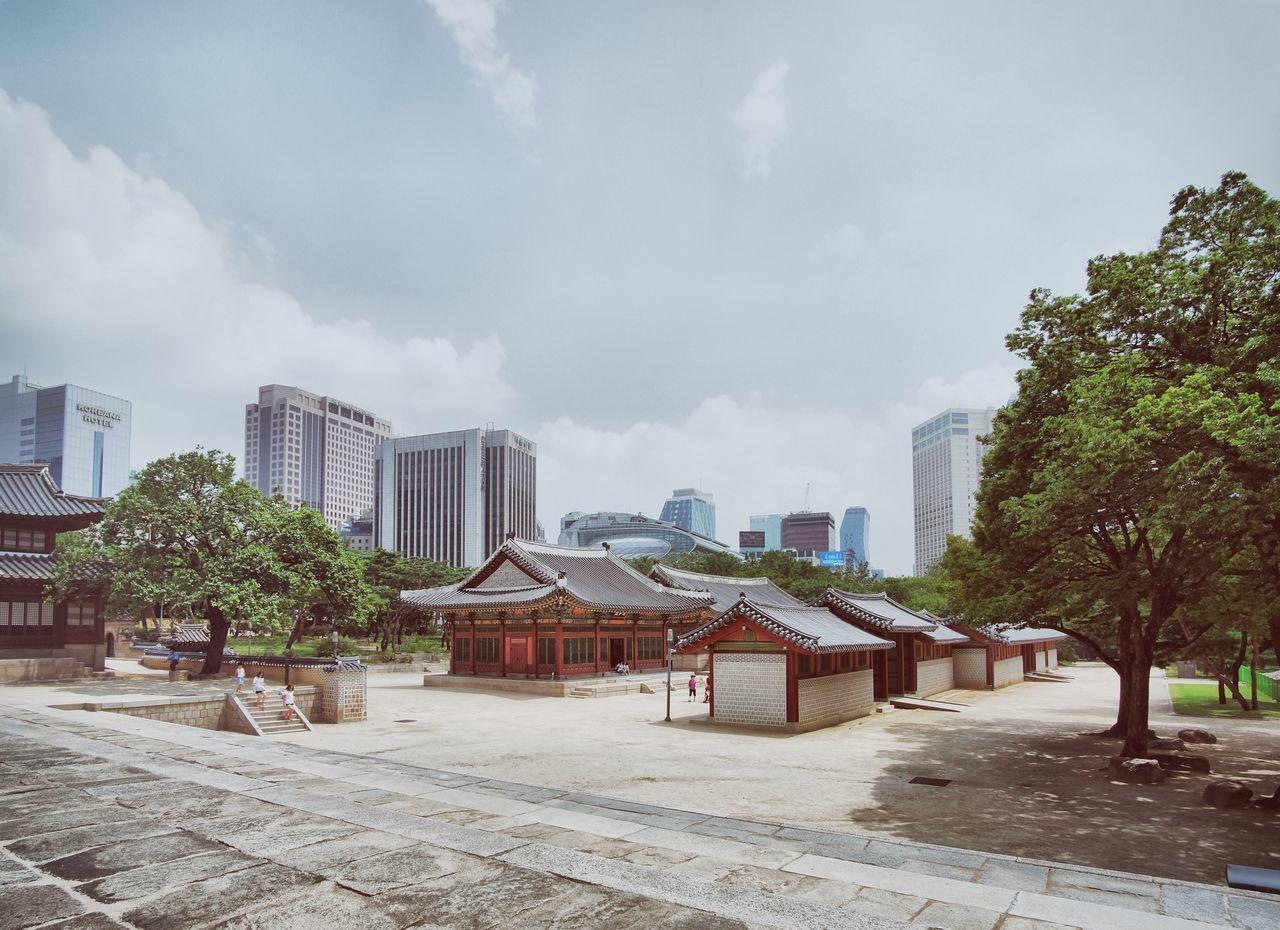 Beautiful stock photos of south korea,  Architecture,  Beach,  Built Structure,  City