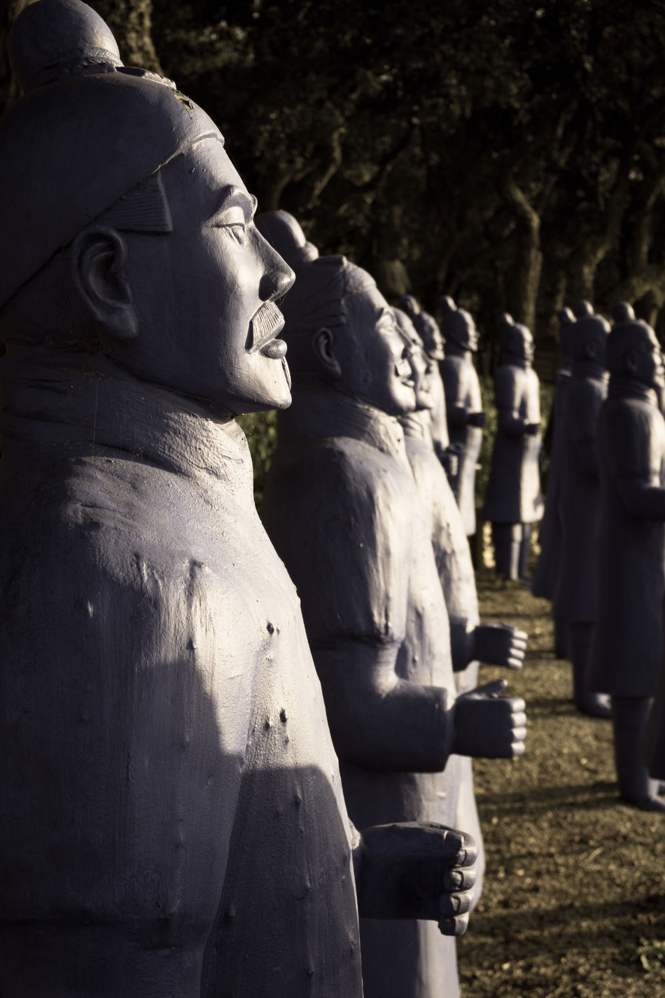 Buddha Buddha Eden Close-up Day Human Representation Male Likeness Nasmgraphia No People Outdoors Place Of Worship Portugal Religion Sculpture Spirituality Statue Terracotta Terracotta Warriors Travel Destinations Traveling