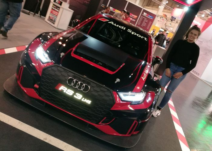 Car Indoors  Audi MotorshowEssen