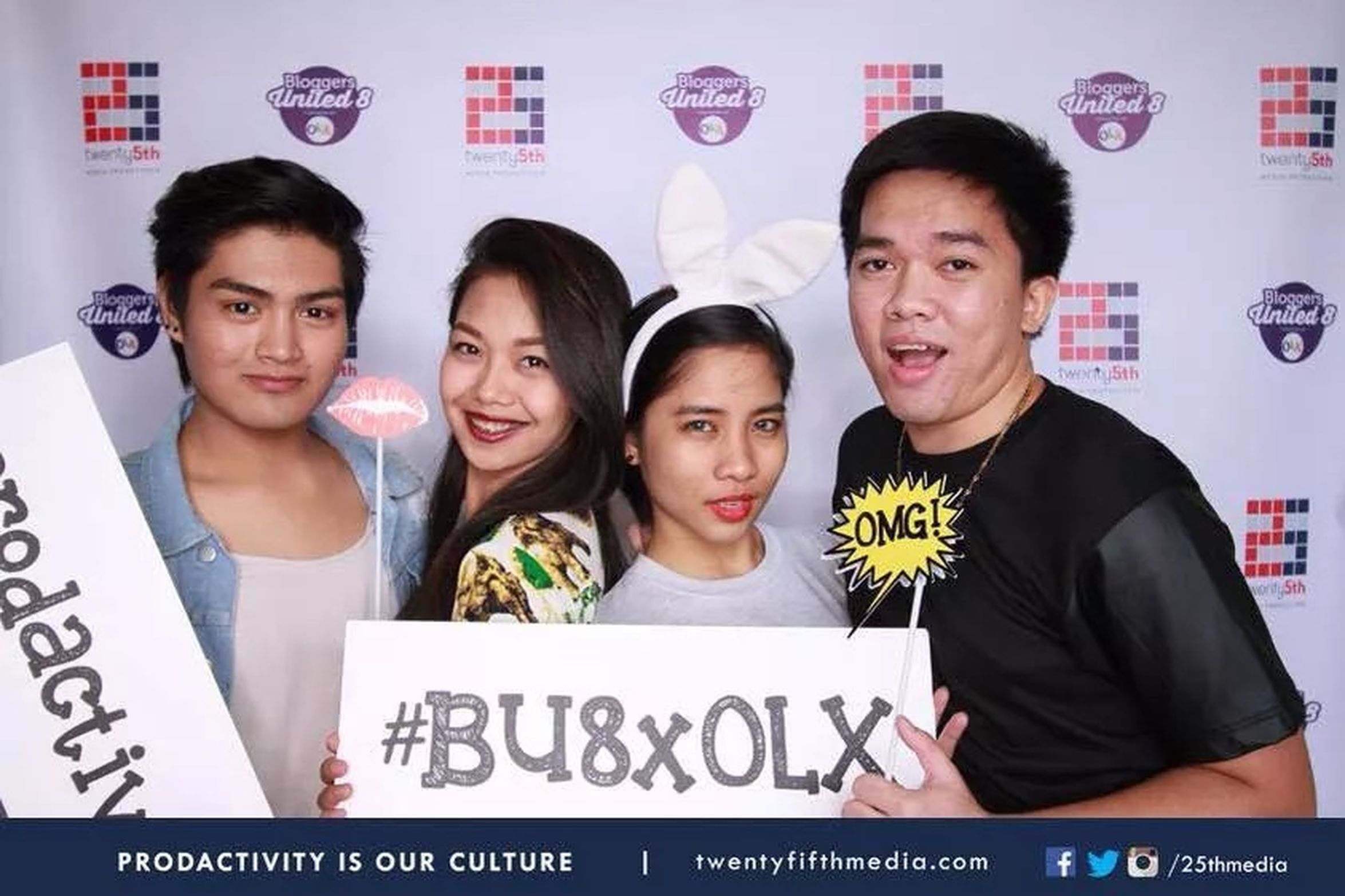 The blogger buddies are back! Bu8xOLX Vscophilippines Fashion
