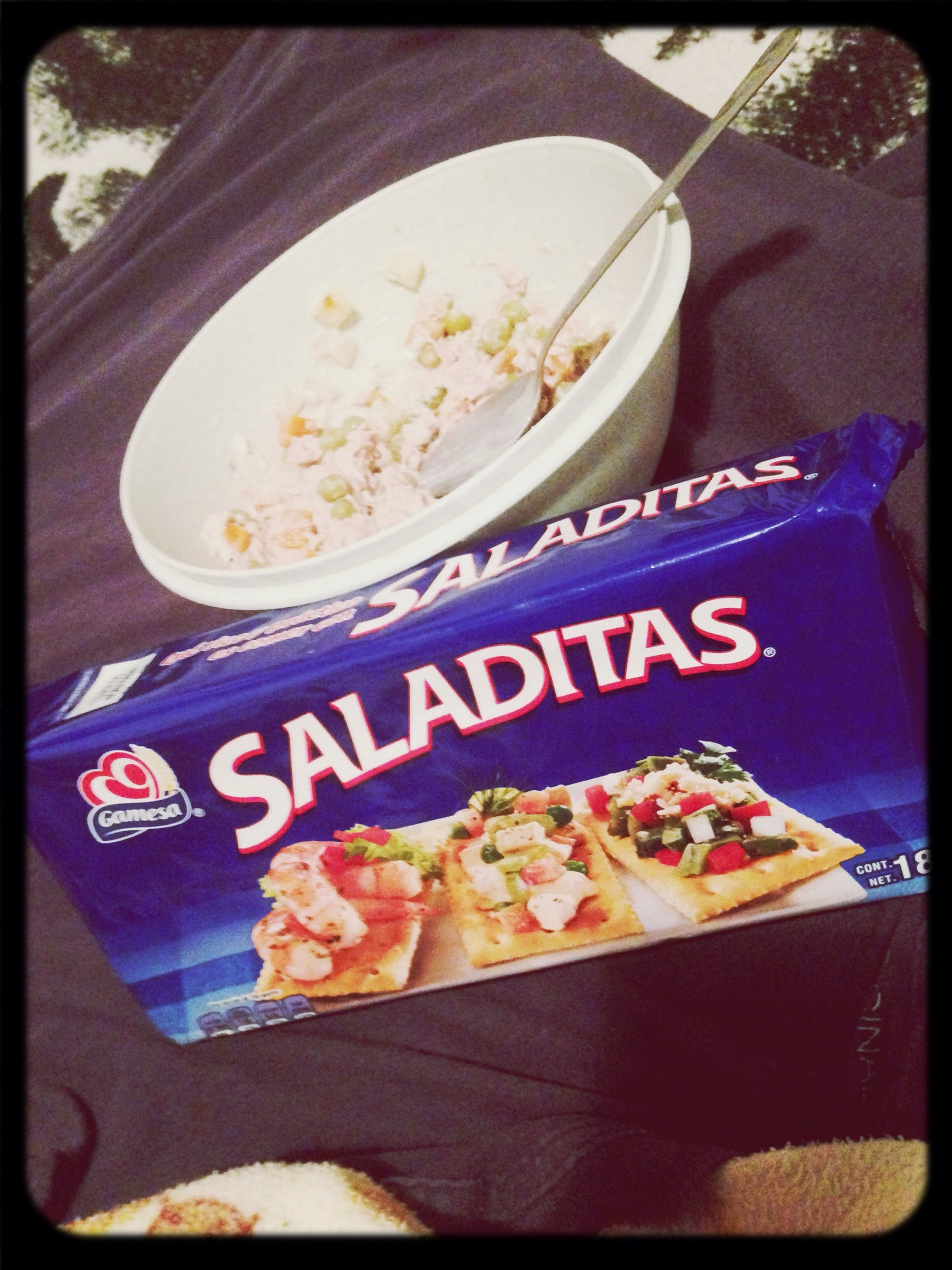 Cena en la madrugada Lassaladitassonhotneadas