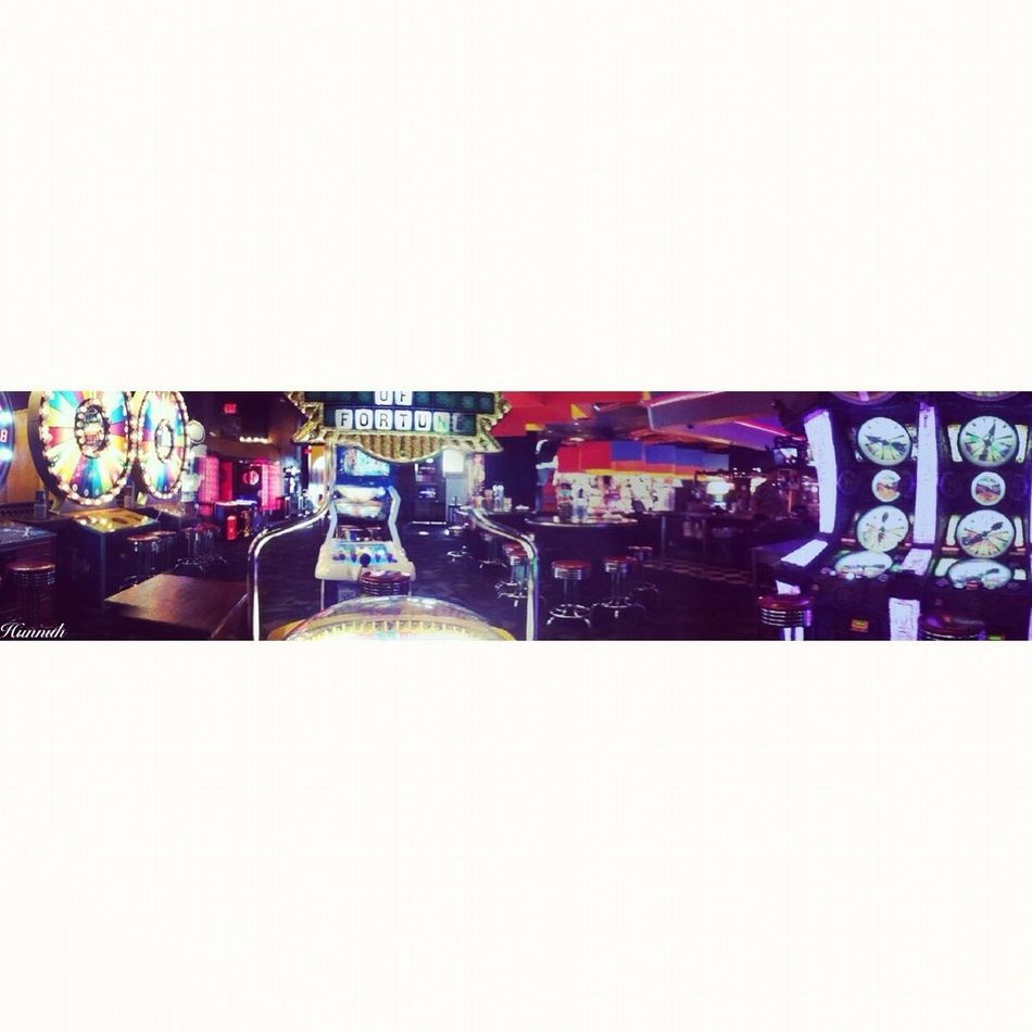 Dave And Busters With The FamLATEUPLOAD