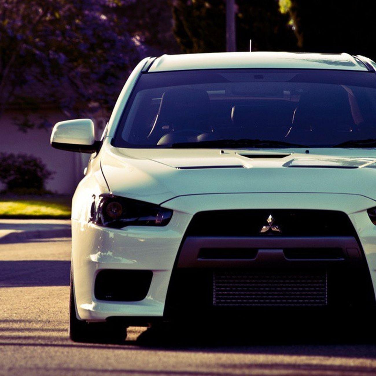 Passion Car Quattroruote Mitsubishimotors Mitsubishi Lancerevolution X
