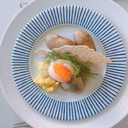 Food And Drink Food Ready-to-eat Plate Swedish Foo Freshness Egg Yolk