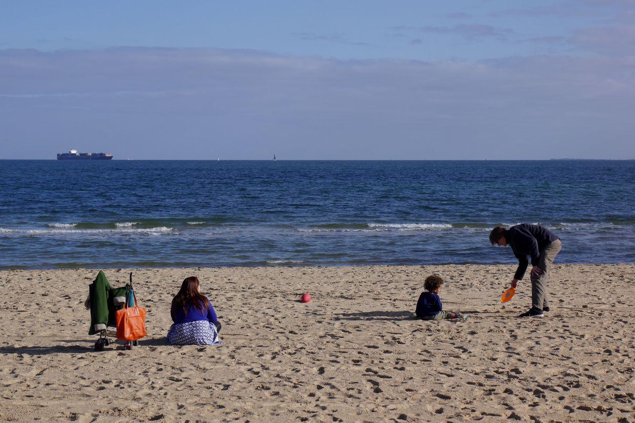 """EyeEm Best Shots Shootermag_australia People Outdoors Beach People Of The Oceans - """" Sunday afternoon"""" Melbourne The Week Of Eyeem Streetphotography Beach Photography Feel The Journey Australia Streetphotography Showcase June"""