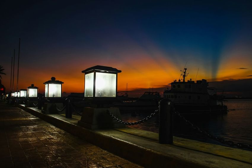 Harbor walk. CanonCaptures Canonph Photography Streetphotography Sunset Silhouette Relaxing Taking Photos Manila, Philippines Harbor Square, Manila Pastel Power Landscape