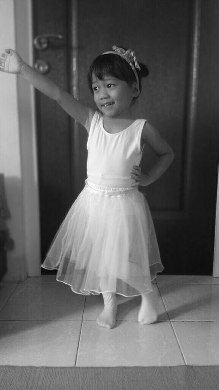 2nd day... Ballerina Ballet