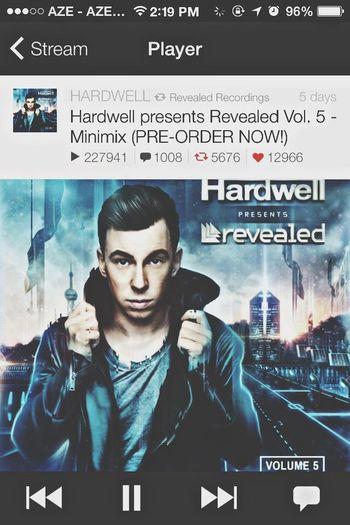 Hardwell Present Revealed Vol 5 ! OMG Amazing ! I Am Hardwell Bestdjintheworld  Cometobaku  Nocomment