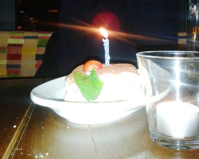 Zum Wiegenfest! Geburtstag Foodpics Tiramisu Schöner Abend Mit Der Familie Lecker🍴 wünsche Dir was, kleiner Bruder