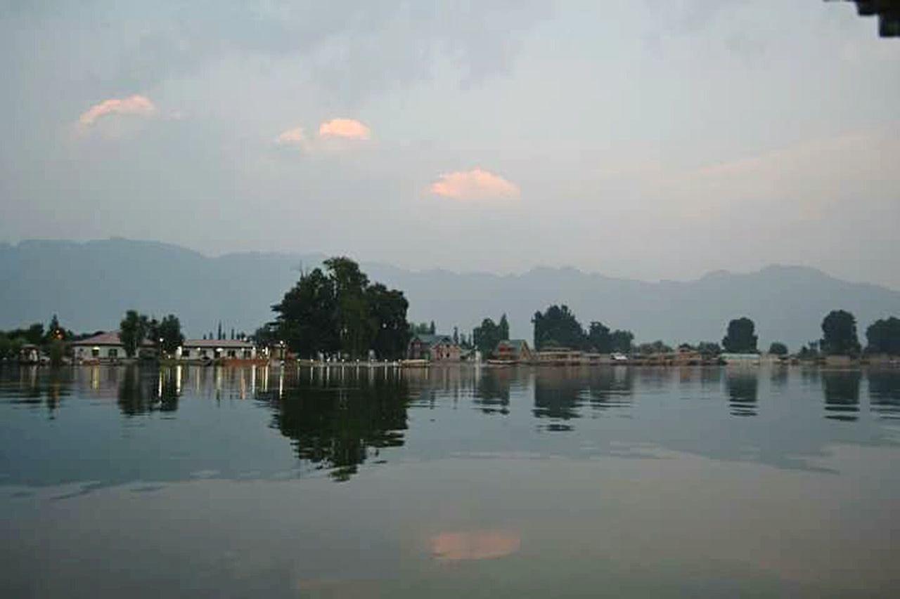 Dal Lake Kashmir , India Srinagar Kashmir