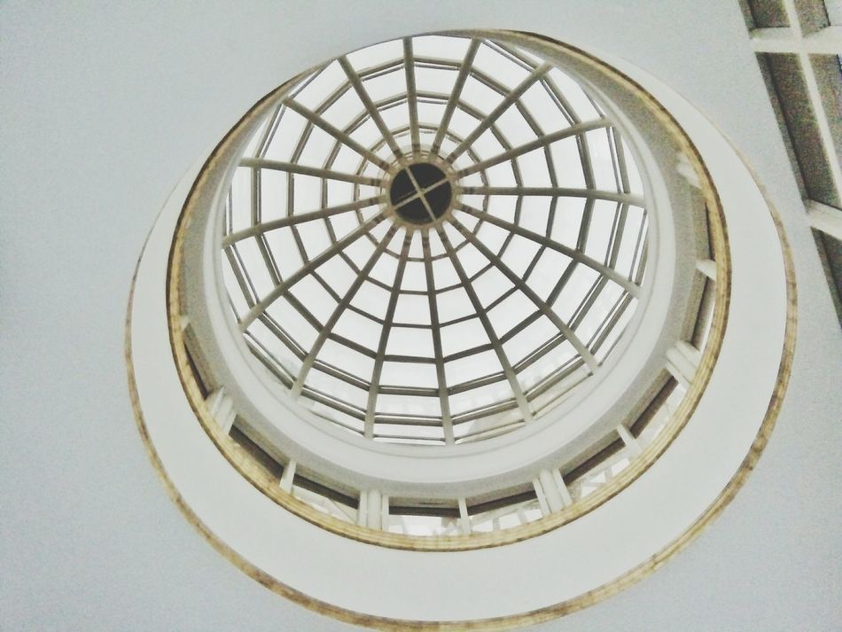 dome + skylight . Architecture in Terengganu
