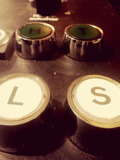 Four buttons on the train öbb Buttons Makrofon White Green Chrome