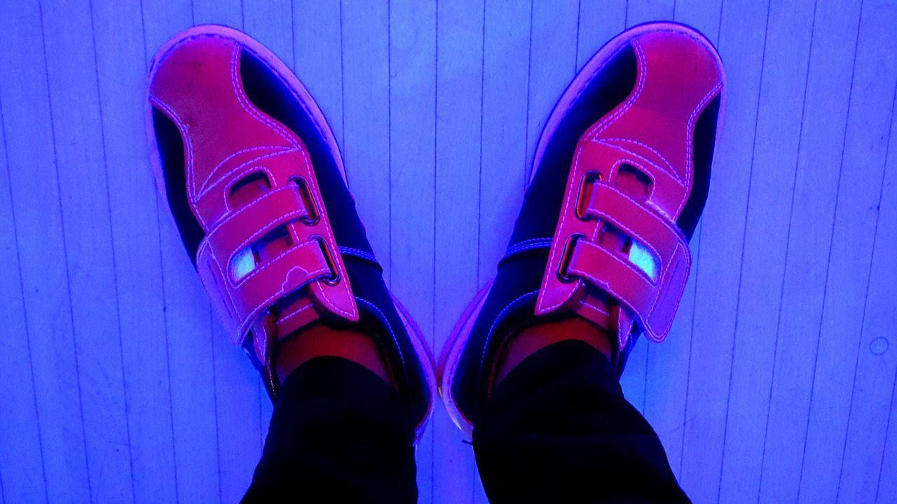 Bowling Shoes or Fashion ?