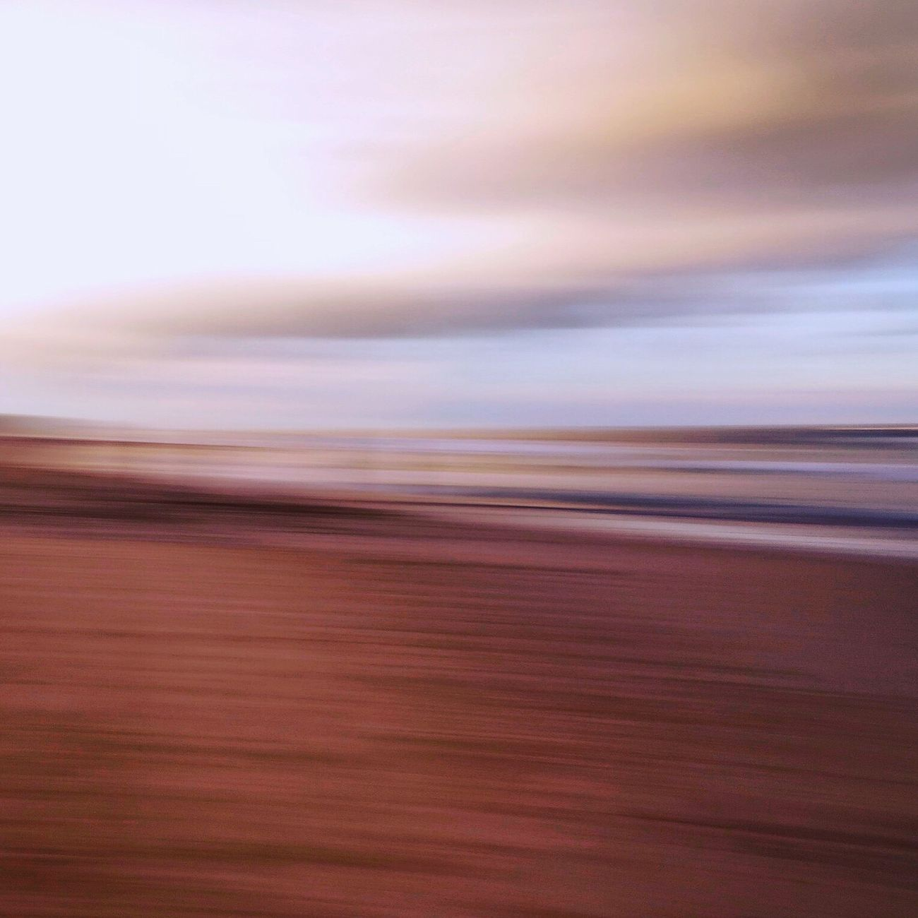 Blurred Motion Abstract Photography On The Road Beachphotography