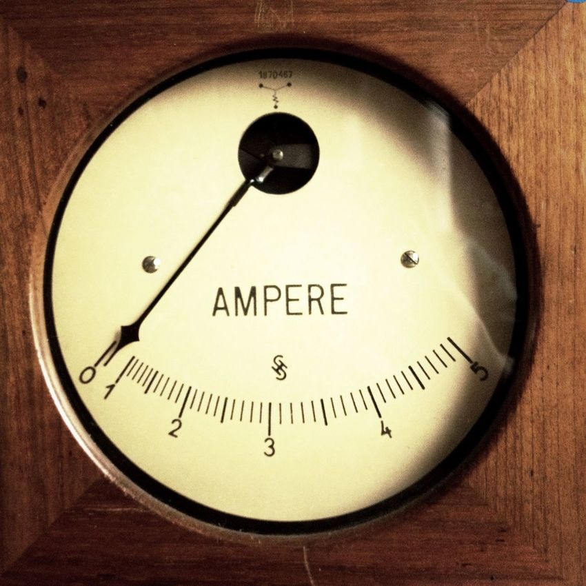 Electricity Accuracy Ampere Circle Clock Close-up Detail Electricity  Indoors  Measurement Number Old-fashioned Pattern Sign Single Object Still Life Symbol Text Western Script