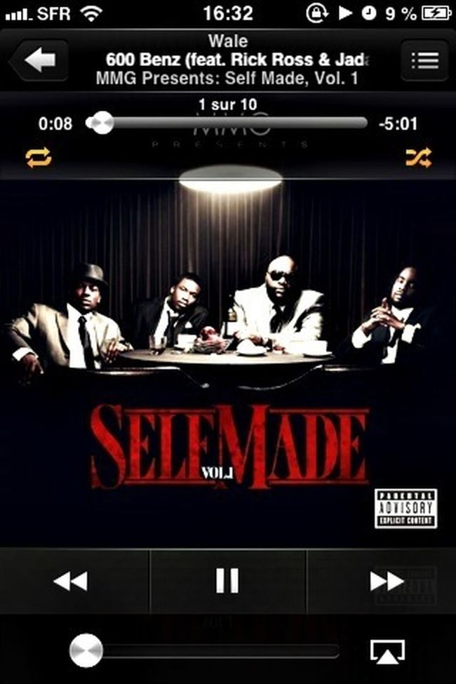 MMG #SelfMade #1 #600Benz