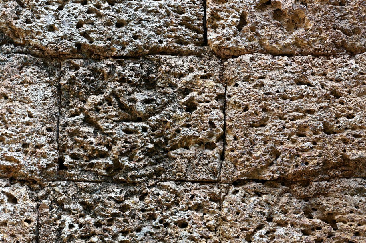 Angkor Thom Angkor Thom, Siem Reap, Cambodia Backgrounds Brick Wall Bricks Bricks In The Wall Close-up Day Full Frame Nature No People Old Bricks Outdoors Rough Textured  Volcano Bricks Volcanoes Brick