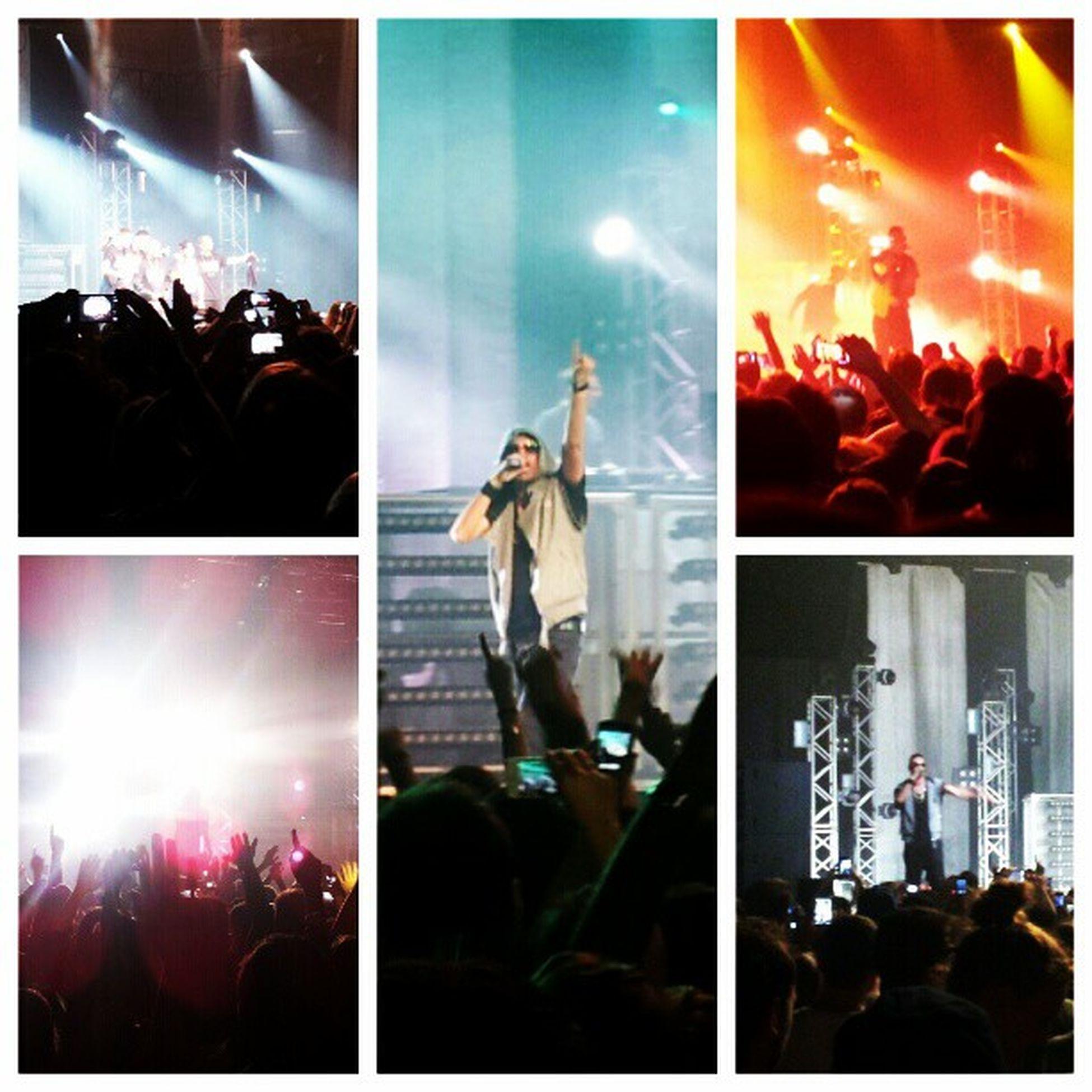 Marracash  GiustoUnGiroTour Milano RocciaMusic Onstage KingDelRap DayOne