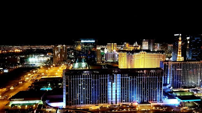 Amazing Urban Reflections Urban Landscape City Life Las Vegas Night Photography Skyview Vegas Nights