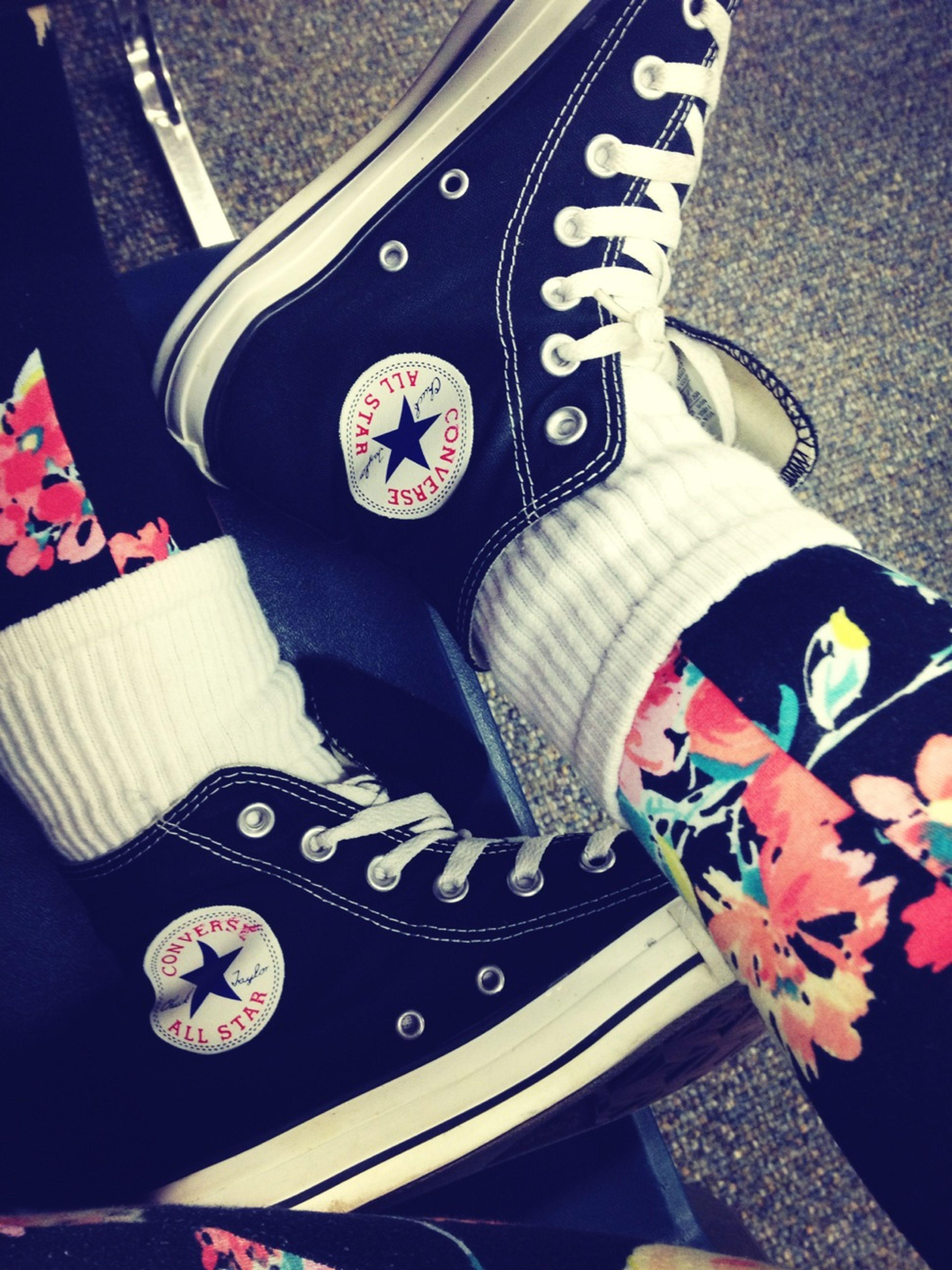 #KOTD #chucks #socks