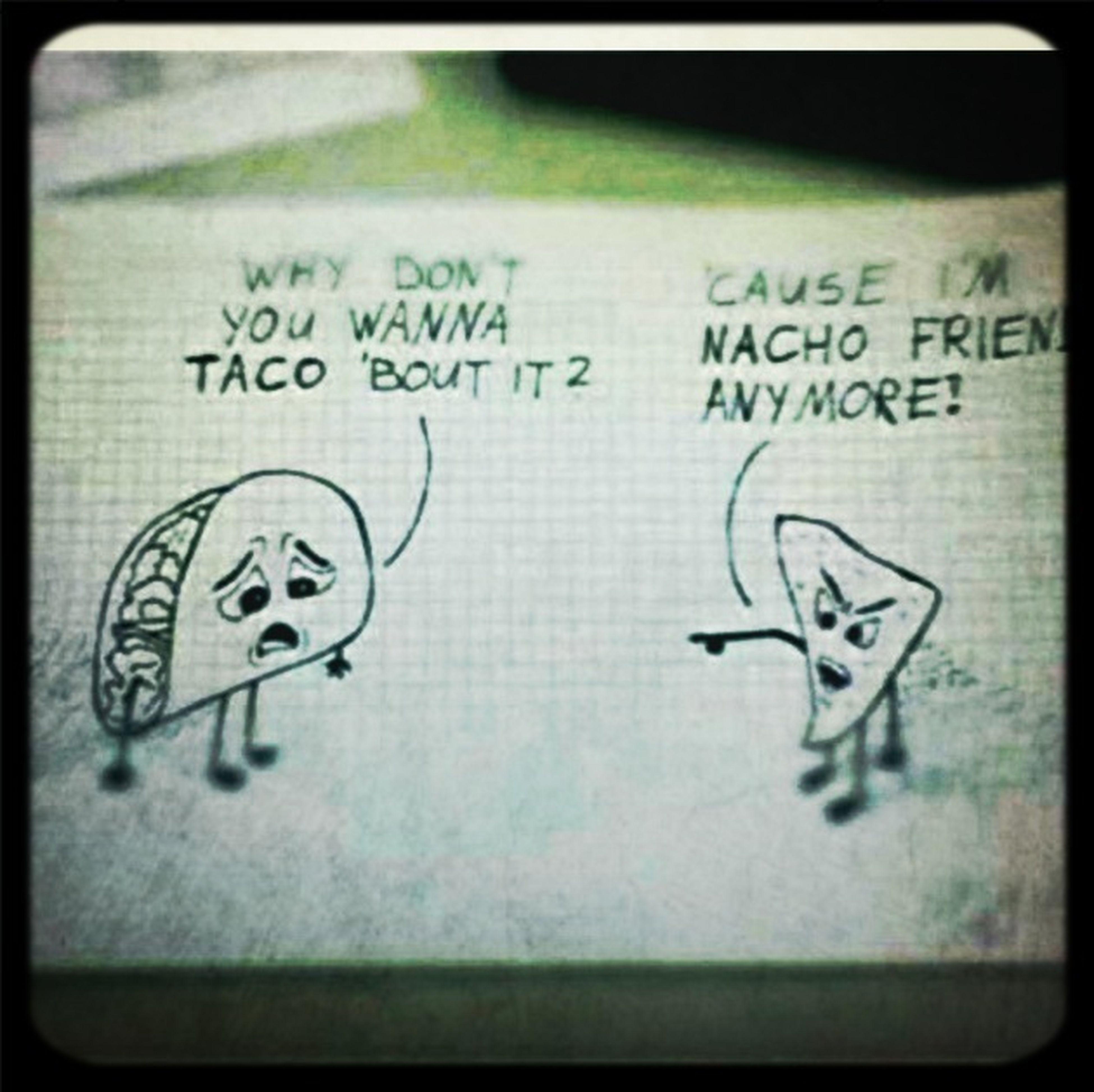 Taco&&nacho