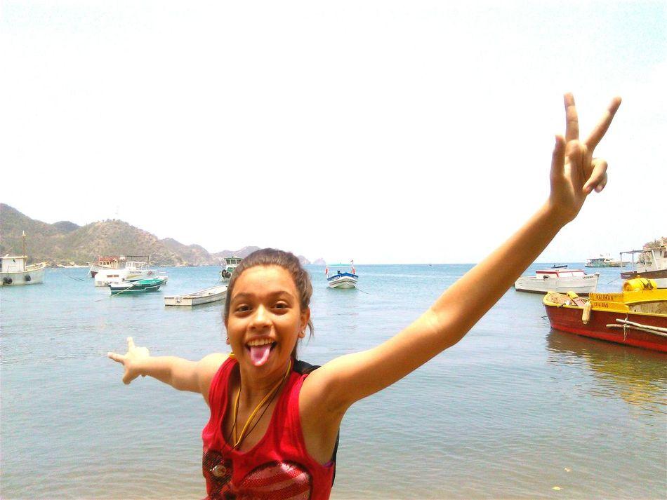 Sister Paisaje Natural Beach Tongue Diversion Kiwiiiiiiiiiiii