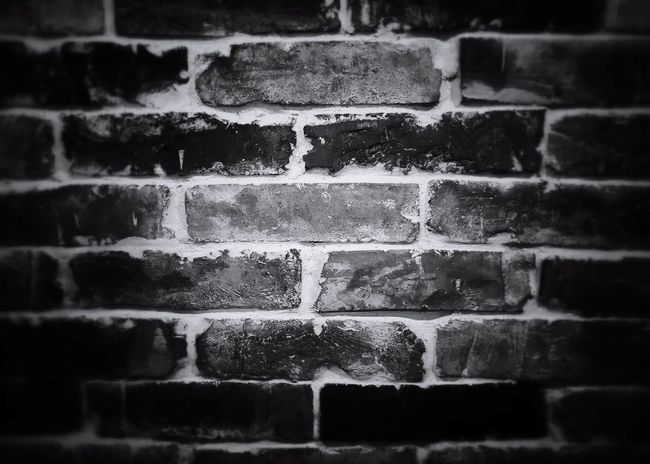 Old Buildings Brick Wall Stack Architecture Built Structure No People Textured  Close-up Building Exterior Backgrounds Day Outdoors Bricks Blackandwhite Black & White Mysterious