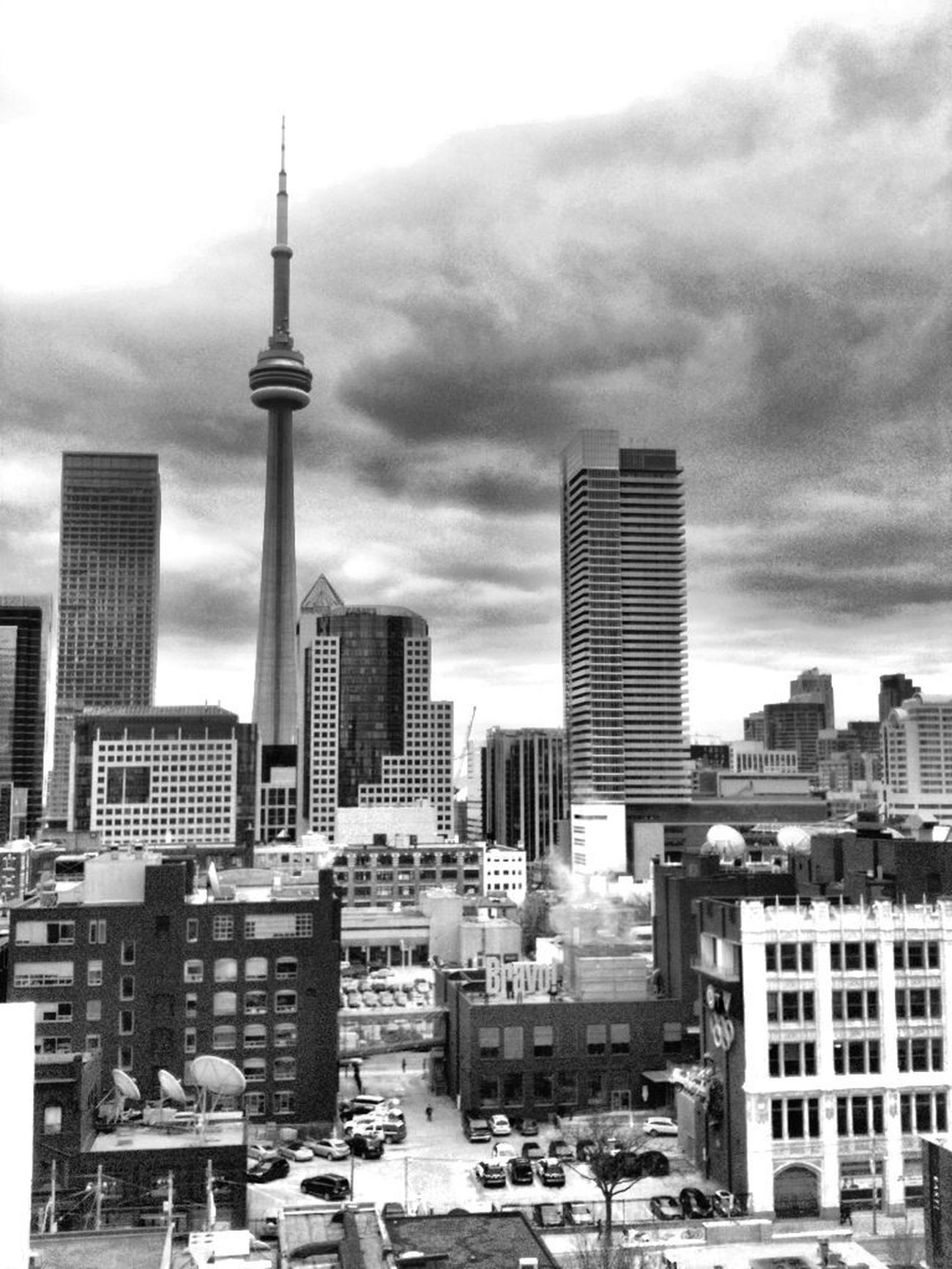 #malditoiphone #iphoneography #Toronto #downtown