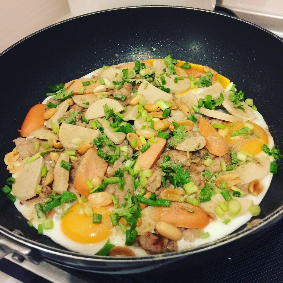 ไข่กระทะ Pan Egg