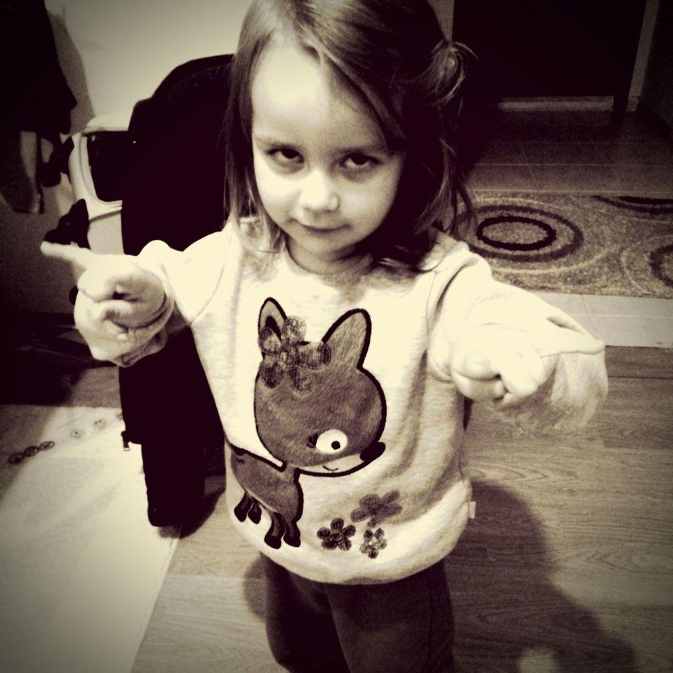 Yağmur Metalhead HeadBanger Heavymetal My Daughter Littlesweatheart Cutegirl Stayhard