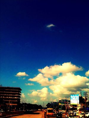 sky in Indore by Nikkofgold