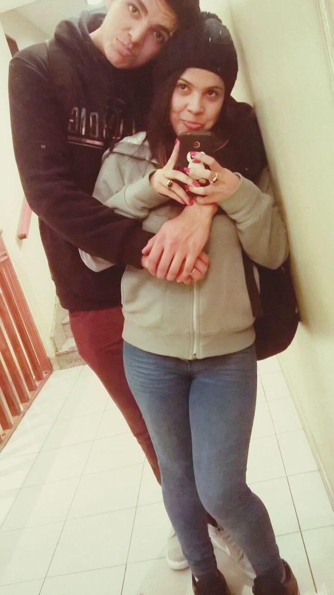 Con la mas preciosa ★_★❤ First Eyeem Photo