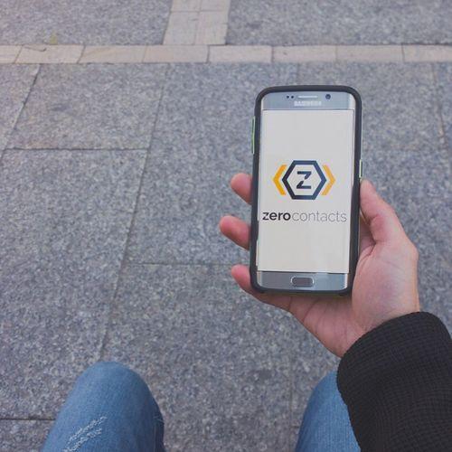 Estamos trabajando para que veas esto pronto en la calle. ZeroContacts Startup App Android Samsung