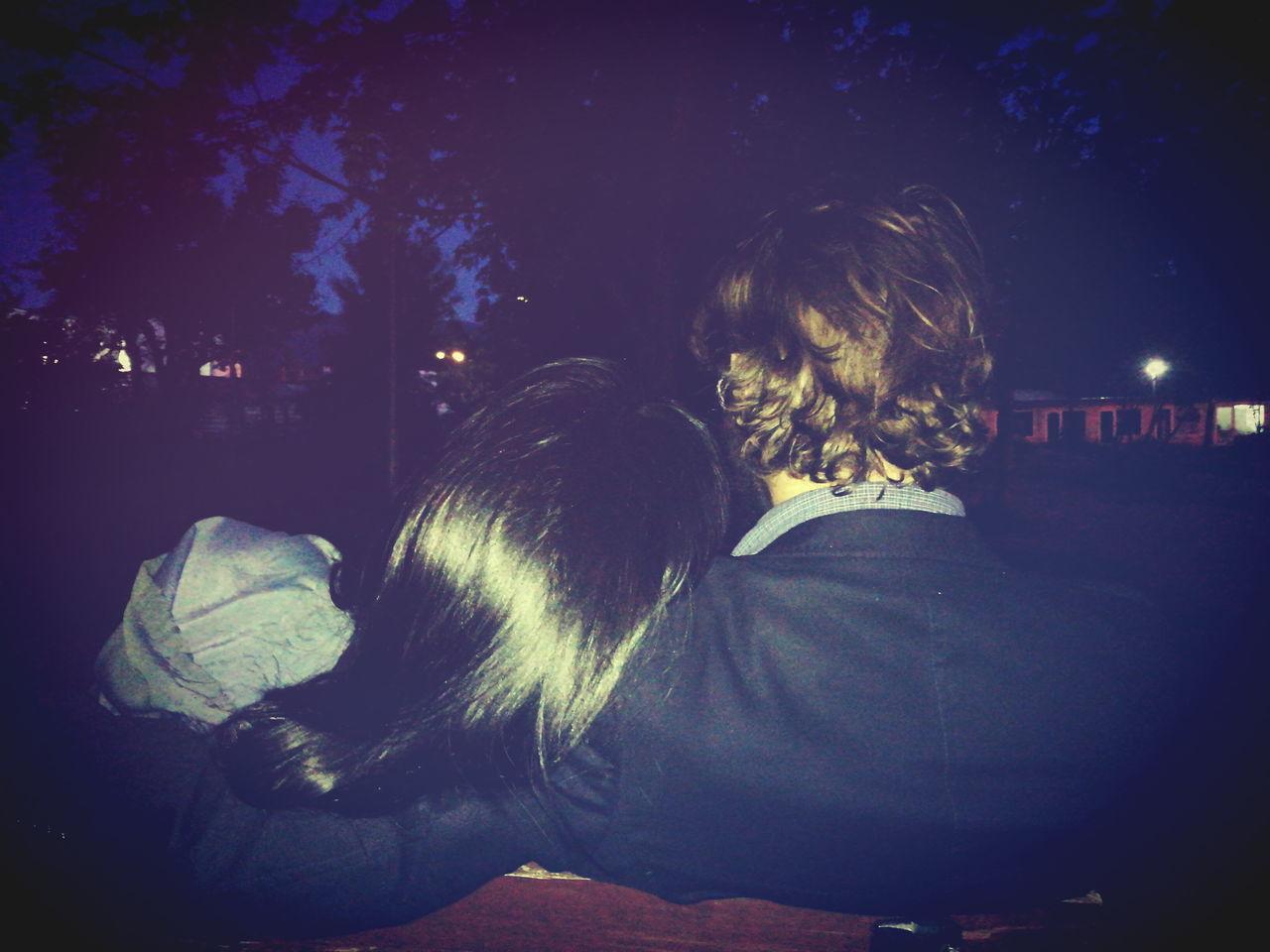 Couple in love Romance Night Love ♥ Romantic Couple Couple - Relationship Lovelovelove