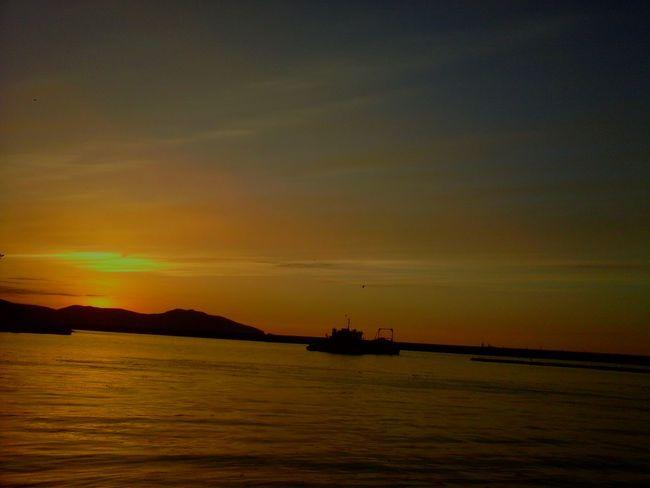 "Nice view Sunset Sea And Sky Nature Photography """"Covalawa"""" Oran Algeria"