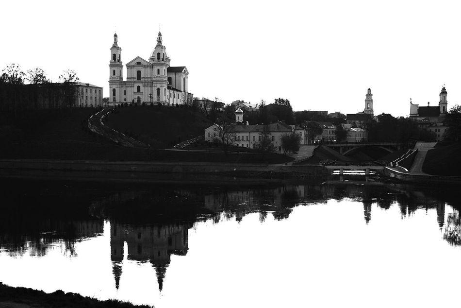Vitibsk утро✌️ путешествия Витебск