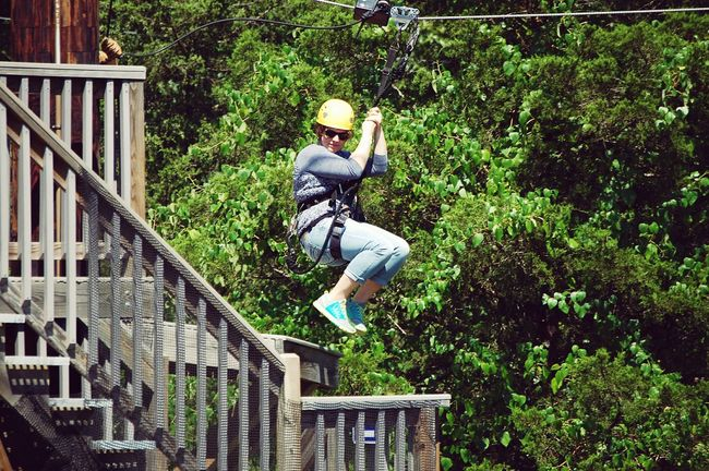 On The Move Such a thrilling experience!!! Ziplining Summer Memories Adventures Missouri Blessed  Canopy Trail Amazing Experience