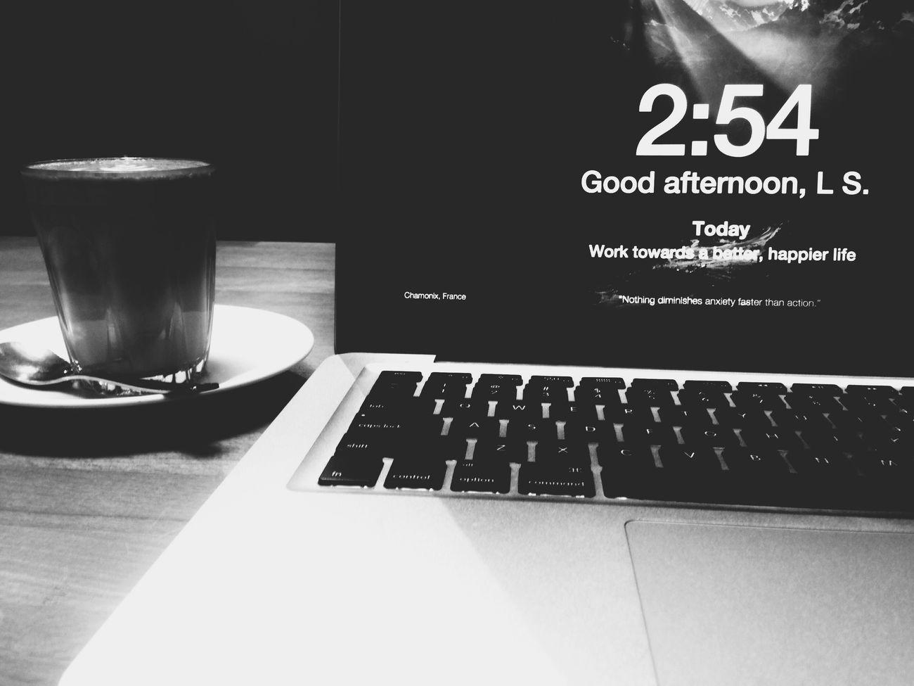Coffee And Sweets LSmoments Blackandwhite Happiness TheWeekOnEyeEM