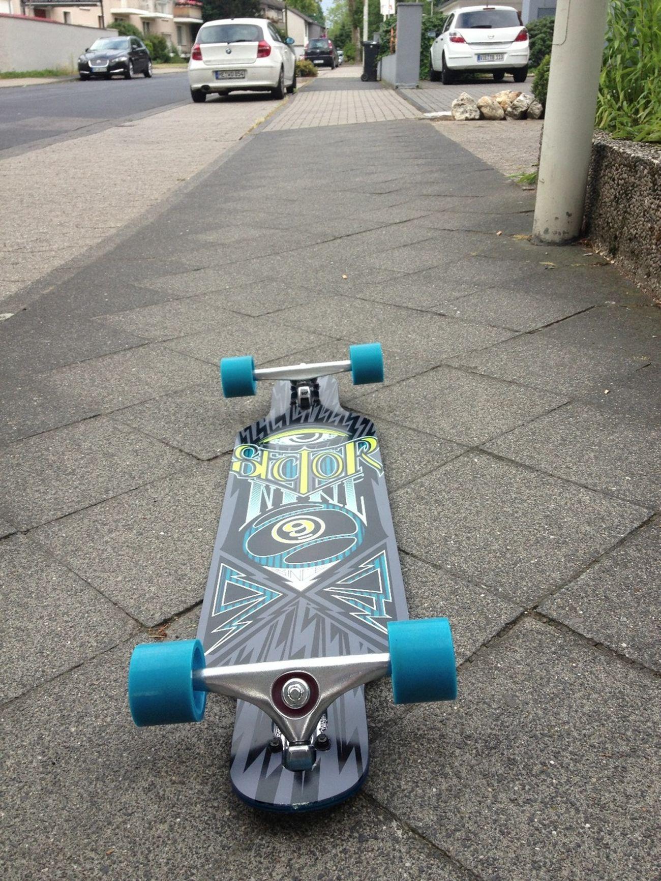 Mein neues longboard :D
