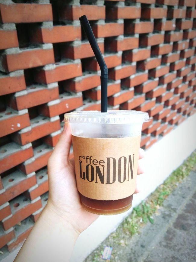 Cafe Cafe London Close-up Americano Coffee Americano Coffee Daily Life Rainy Day