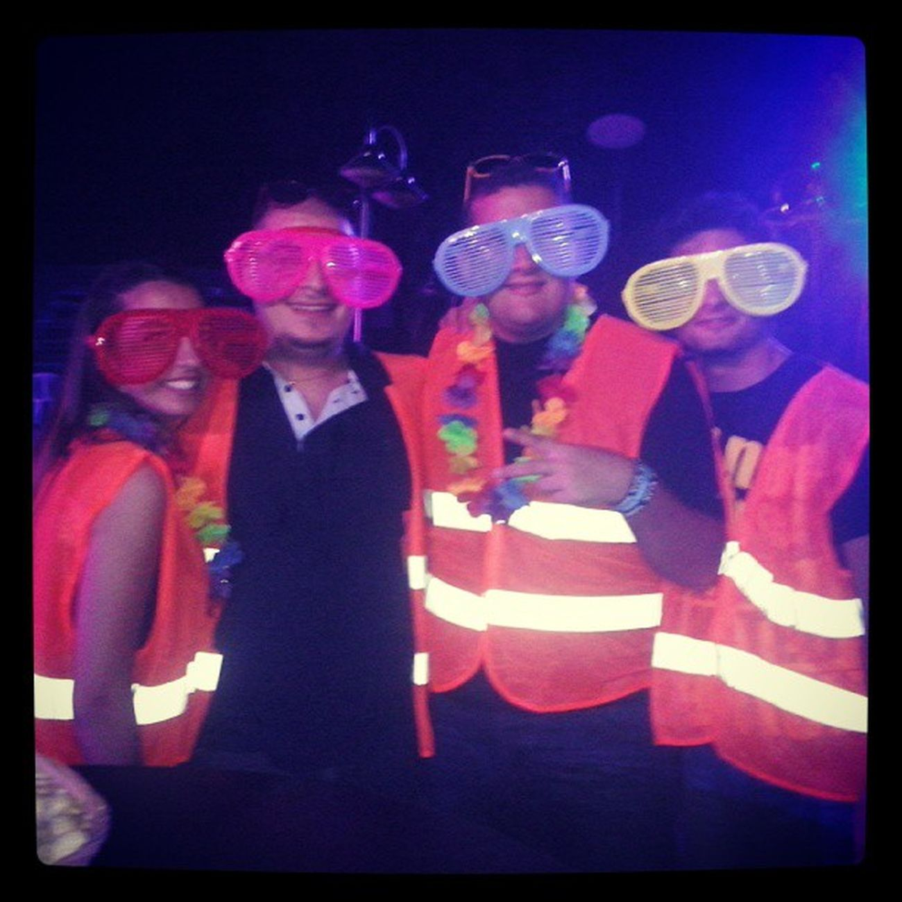 Weirdos Work Sunglasses Shtrumpf beerfestival