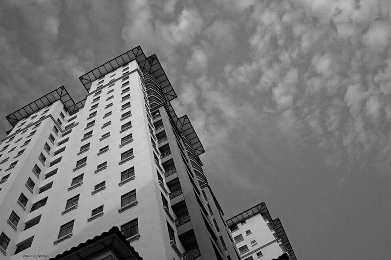 """""""It is not the beauty of a building you should look at; its the construction of the foundation that will stand the test of time."""" ~David Allan Coe~ Architecture Building Exterior Built Structure Low Angle View Modern Skyscraper City Day Outdoors Outdoor Photography Blackandwhitephotography Bnw_captures Bnw Bnw_photography No PeopleSky Sky And Clouds Cloud - Sky Architecture Bnw_building_shotz Hello World Check This Out From Where I Stand Architecture_bw Architecturephotography"""
