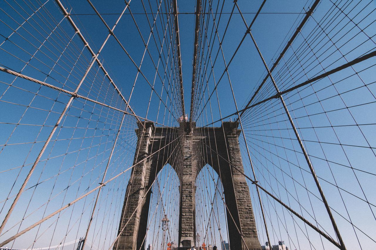 Beautiful stock photos of herz, Arch, Architecture, Bridge - Man Made Structure, Brooklyn Bridge