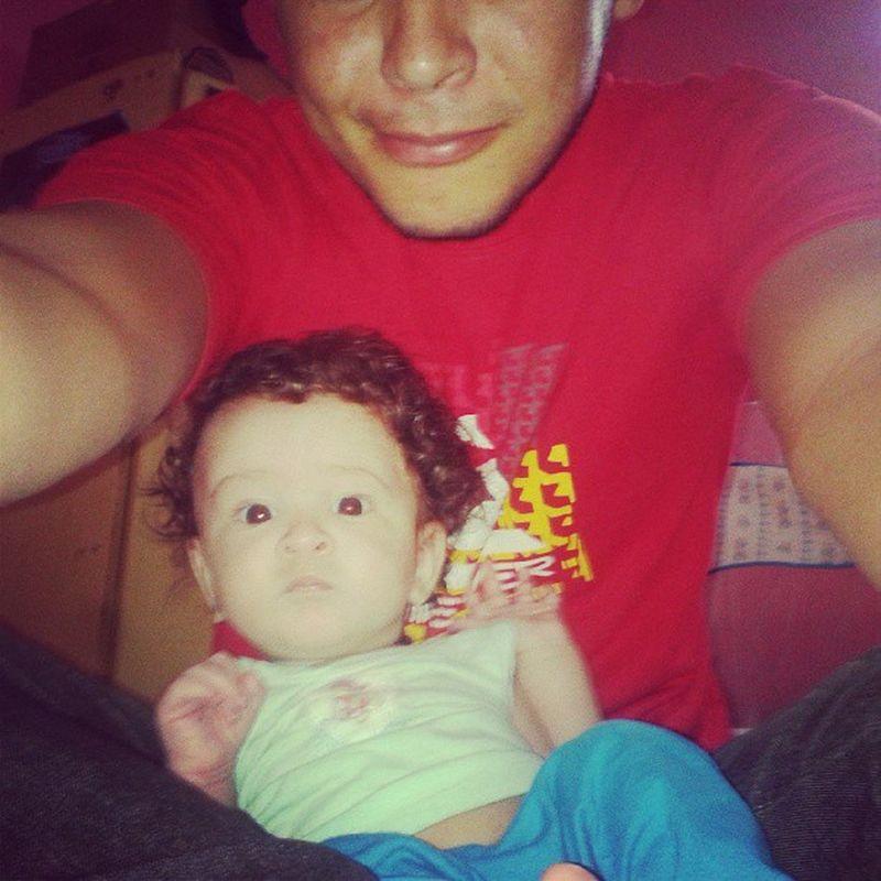 Lucas coisa mais linda do tio... Chateado Buh Albinismo Baby