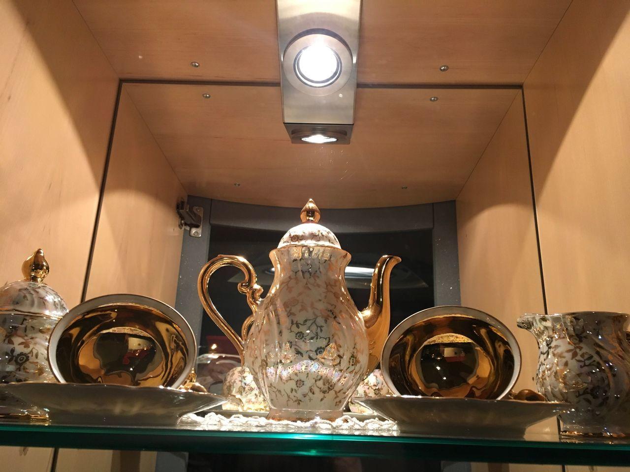 lighting equipment, indoors, no people, illuminated, luxury, day