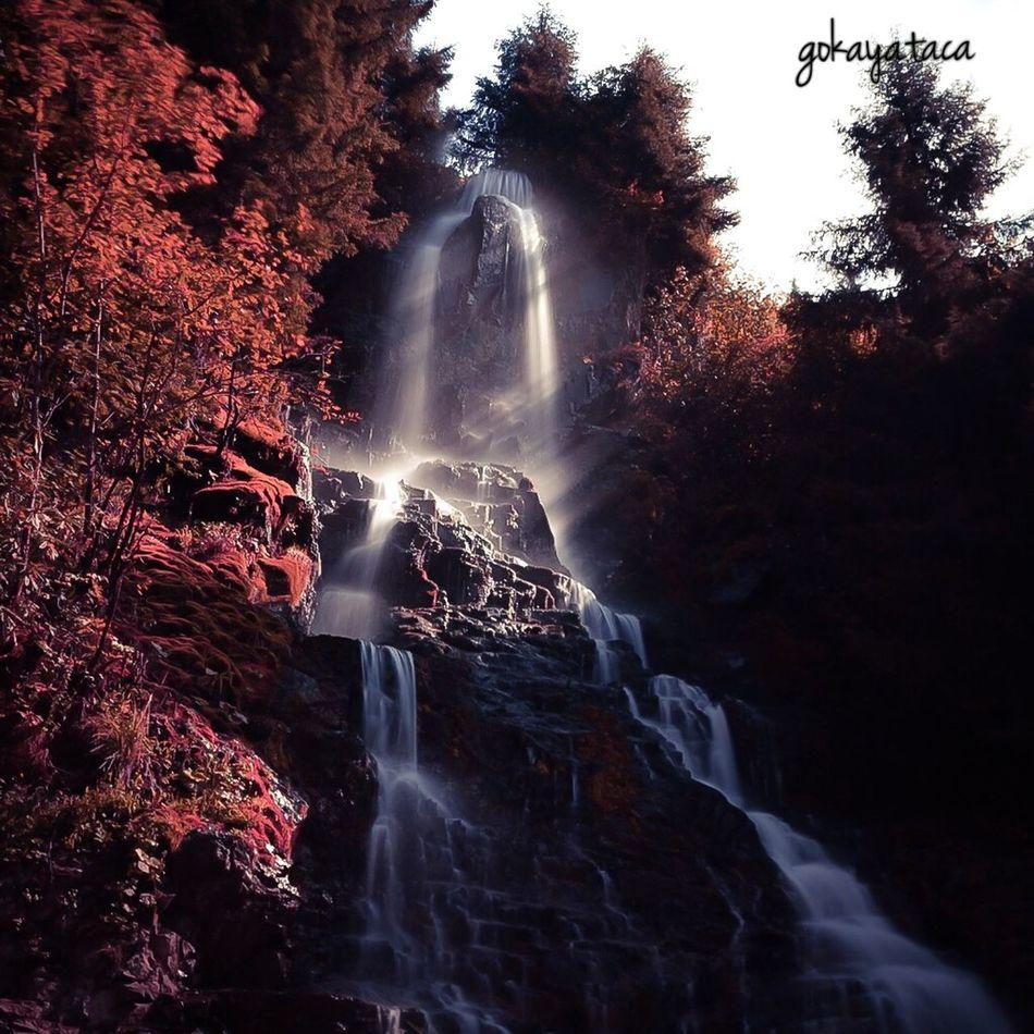 Longexposure Hi! Goodmorning HDR Eyem Best Shots Nature_collection Landscape_Collection Karadeniz Waterfall