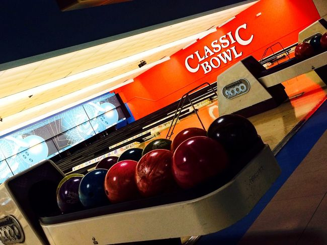 Check This Out Hanging Out Hello World Bowling Bowling Alley IPhoneography 6ix Toronto